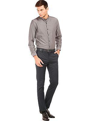 Izod Super Slim Fit Formal Trousers