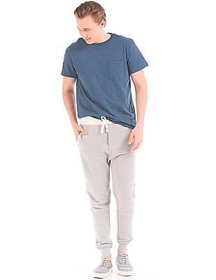Aeropostale Slim Fit Slubbed T-Shirt