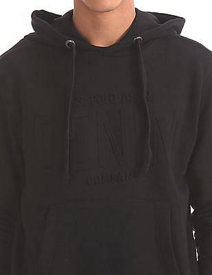 U.S. Polo Assn. Denim Co. Regular Fit Hooded Sweatshirt