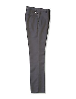 Arrow Newyork Tapered Fit Two Tone Trouser