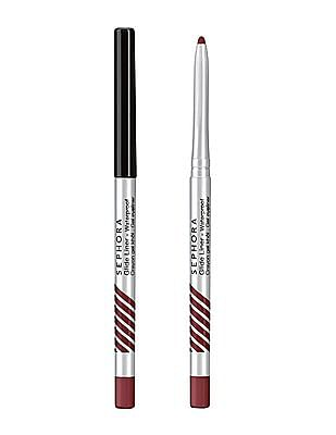 Sephora Collection Glide Liner Waterproof - 04 Red Berry