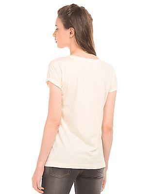 Newport Solid Regular Fit T-Shirt