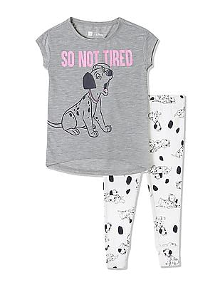 GAP Girls Gapkids | Disney Short Sleeve Pj Set