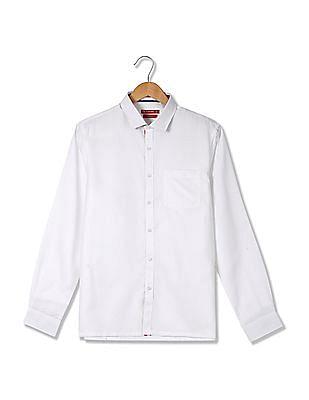 Excalibur Cutaway Collar Solid Shirt