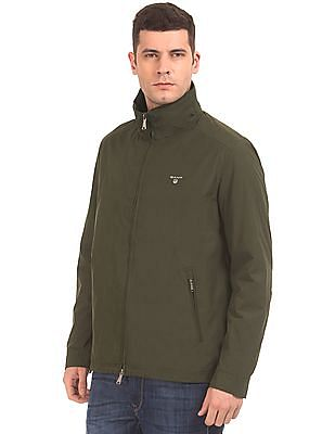 Gant Stand Collar Quilted Jacket
