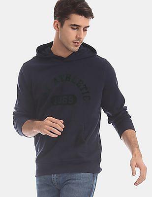 GAP Blue Logo Pullover Hoodie