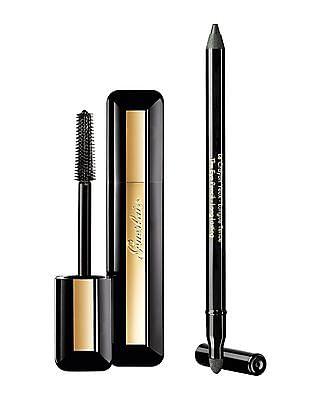 GUERLAIN Cils D'Enfer Full Mascara & Eye Pencil Set - Black