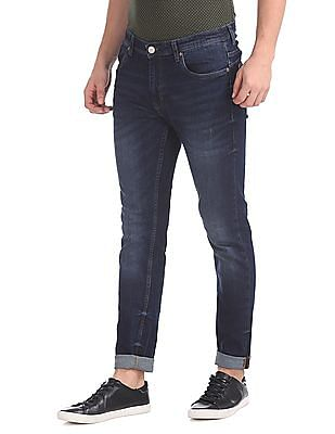Cherokee Slim Fit Dark Wash Jeans