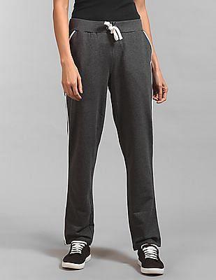 GAP Drawstring Waist Solid Track Pants