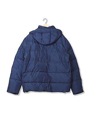 Gant Padded Hooded Jacket