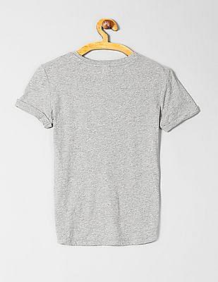 GAP Girls GapKids + Pride Graphic Short Sleeve T-Shirt