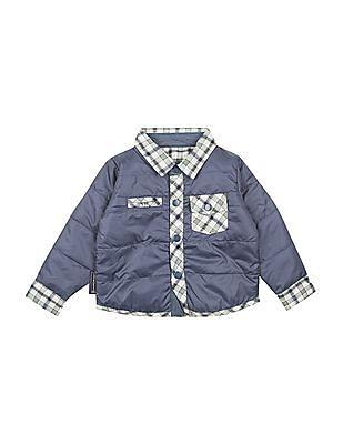 Cherokee Boys Padded Reversible Jacket