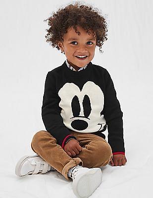 GAP Baby Disney Mickey Mouse Sweater
