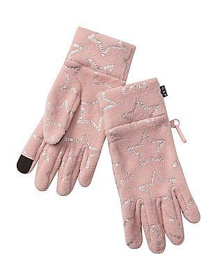 GAP Girls Pro Fleece Tech Gloves