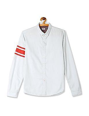 Colt Spread Collar Long Sleeve Shirt
