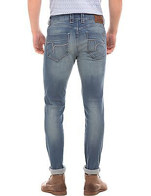 Flying Machine Mid Rise Skinny Fit Jeans