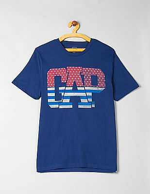 GAP Graphic Logo T-Shirt