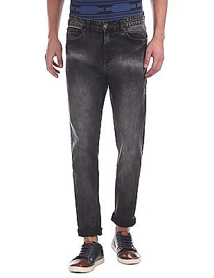 Cherokee Slim Fit Faded Jeans