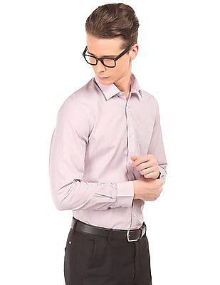 Arrow Check Slim Fit Shirt