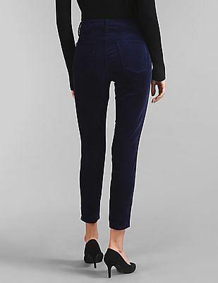 GAP Skinny Fit Velvet Jeans