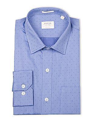 Arrow Long Sleeve Patterned Shirt