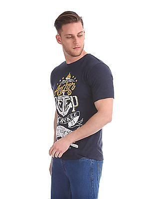 Cherokee Short Sleeve Graphic T-Shirt