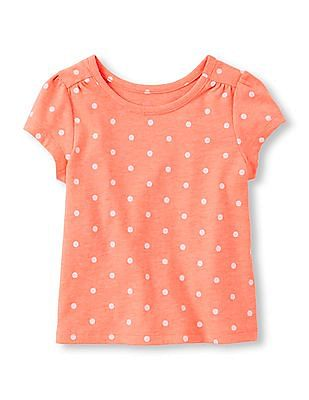 The Children's Place Baby Short Sleeve Printed T-Shirt