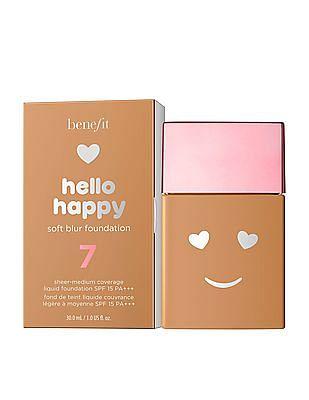 Benefit Cosmetics Hello Happy Soft Blur Foundation - 7