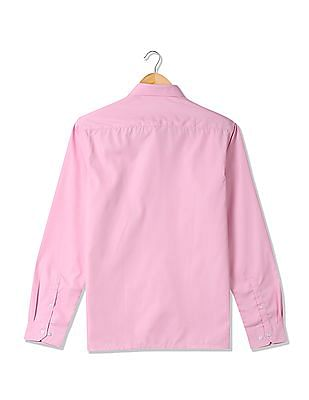 Excalibur Long Sleeve Cotton Shirt