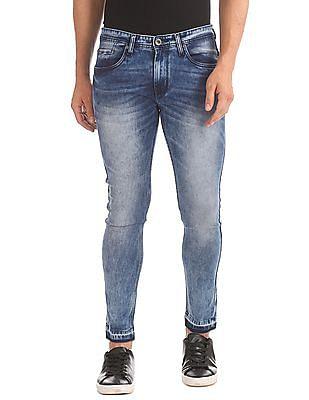 Colt Skinny Fit Low Rise Jeans