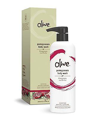 Olive Pomegranate Body Wash