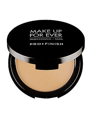 MAKE UP FOR EVER Pro Finish Multi Use Powder Foundation - 173 Neutral Amber