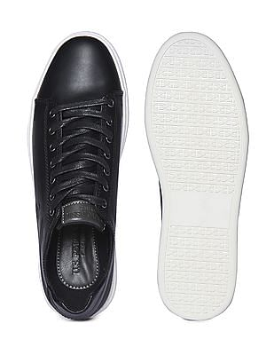 U.S. Polo Assn. Textured Lace Up Sneakers