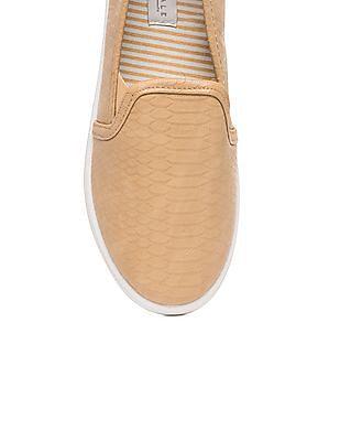 Aeropostale Textured Slip-On Shoes