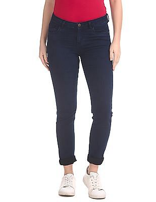 Newport Slim Fit Dark Wash Jeans