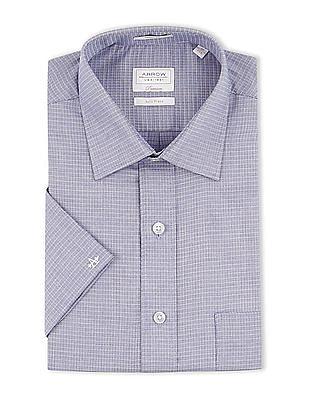 Arrow Short Sleeve Dobby Shirt
