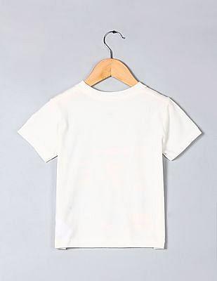 GAP Baby Short Sleeves City Print T-Shirt