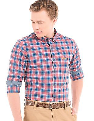 U.S. Polo Assn. Denim Co. Button Down Check Shirt
