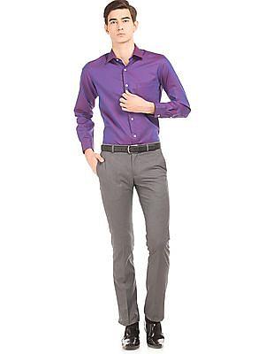 Arrow Dual Tone Regular Fit Shirt