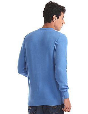 U.S. Polo Assn. Regular Fit Crew Neck Sweater