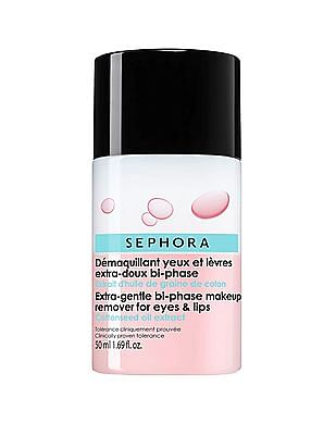 Sephora Collection Extra Gentle Bi-Phase Makeup Remover For Eyes & Lips