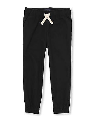 The Children's Place Boys Woven Jogger Pants