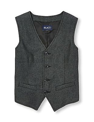 The Children's Place Boys Dressy Vest