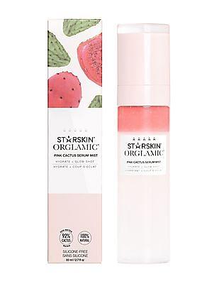 STARSKIN Orglamic™ Pink Cactus Serum Mist