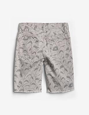 GAP Boys Everyday Shorts In Shark Print