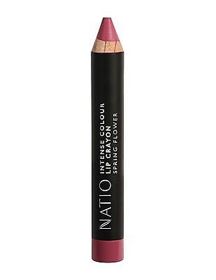 NATIO Intense Colour Lip Crayon - Dusty Rose