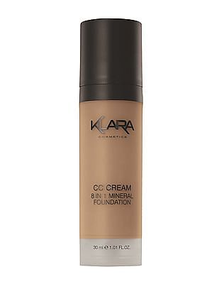 Klara Cosmetics CC Cream - Dark 04