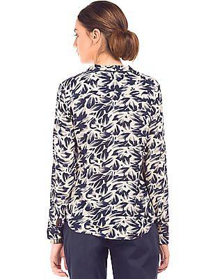 Arrow Woman Printed Woven Top