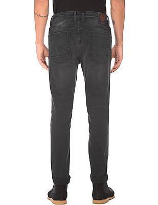Ed Hardy Stone Wash Super Slim Fit Jeans