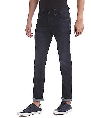 U.S. Polo Assn. Denim Co. Regallo Skinny Fit Dark Wash Jeans